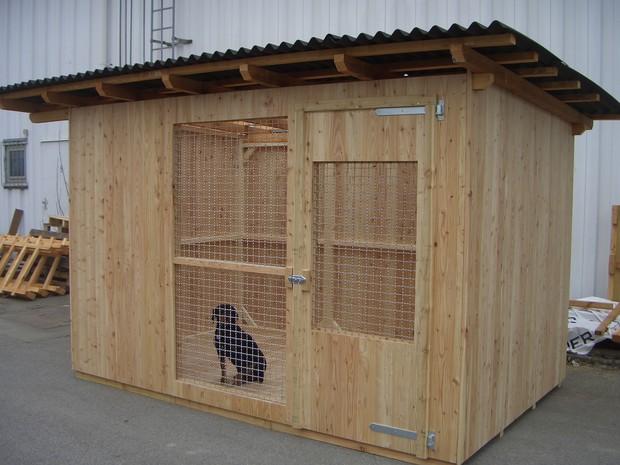 hundezwinger hochsitz24 jagdeinrichtungen. Black Bedroom Furniture Sets. Home Design Ideas